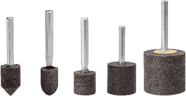 Хамер - Шлифовальные абразивные головки на бакелитовой связке