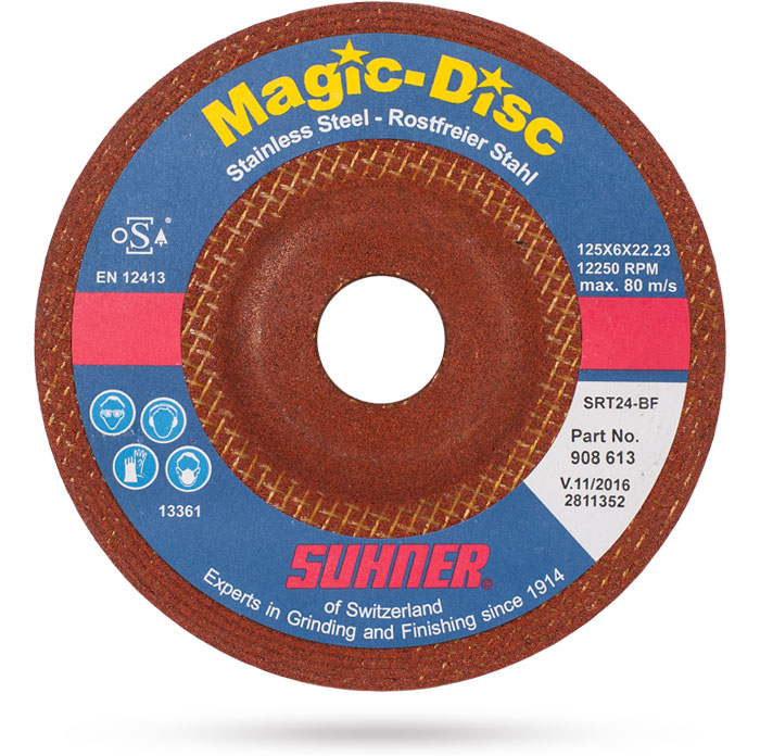 Suhner Magic Disc