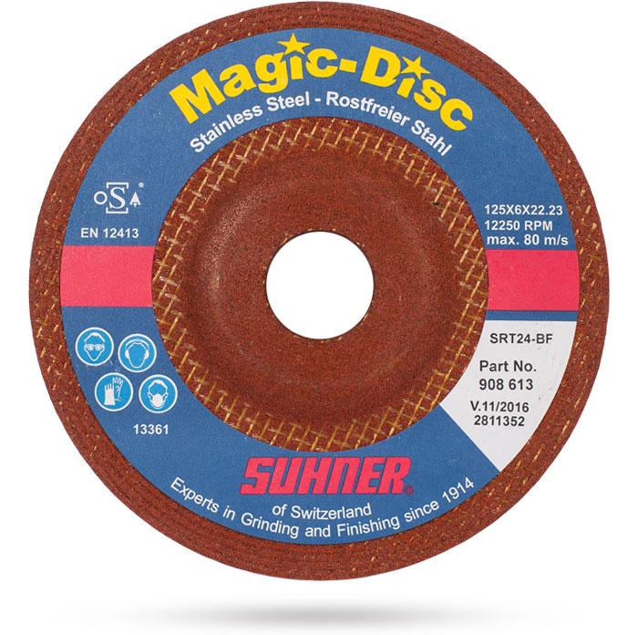 Suhner Magic Disc