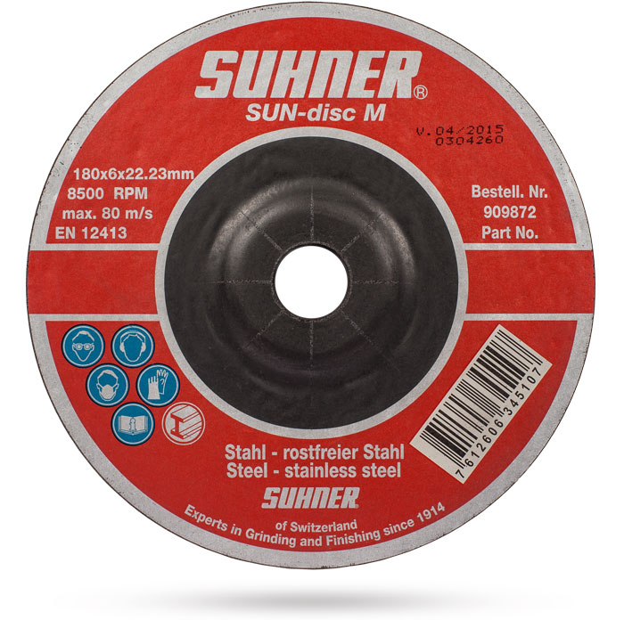 Suhner SUN-Disc M