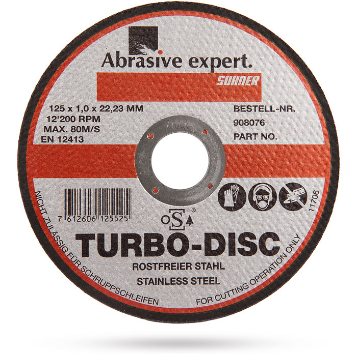 SUHNER TURBO DISC