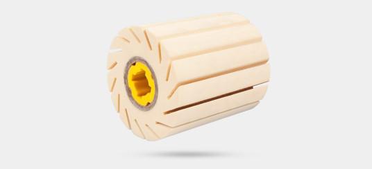 Разрезной барабан ESW 90x100 мм для установки шлифовальных колец на Suhner UPK 5-R