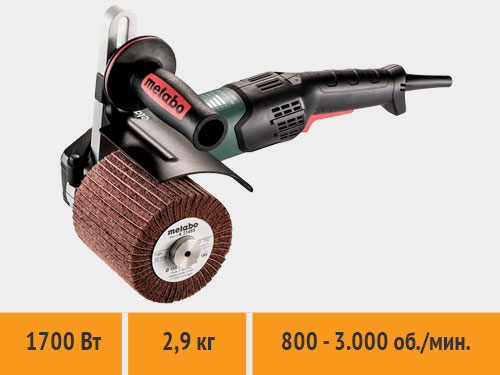 Metabo SE 17-200 RT SET