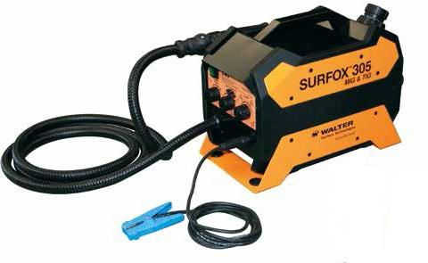 Surfox 305 оборудование для электрохимической обработки нержавеющей стали
